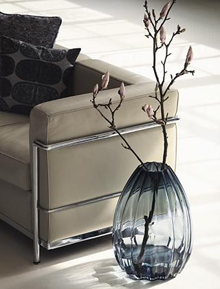 holmegaard 2lips vase skandinavische. Black Bedroom Furniture Sets. Home Design Ideas