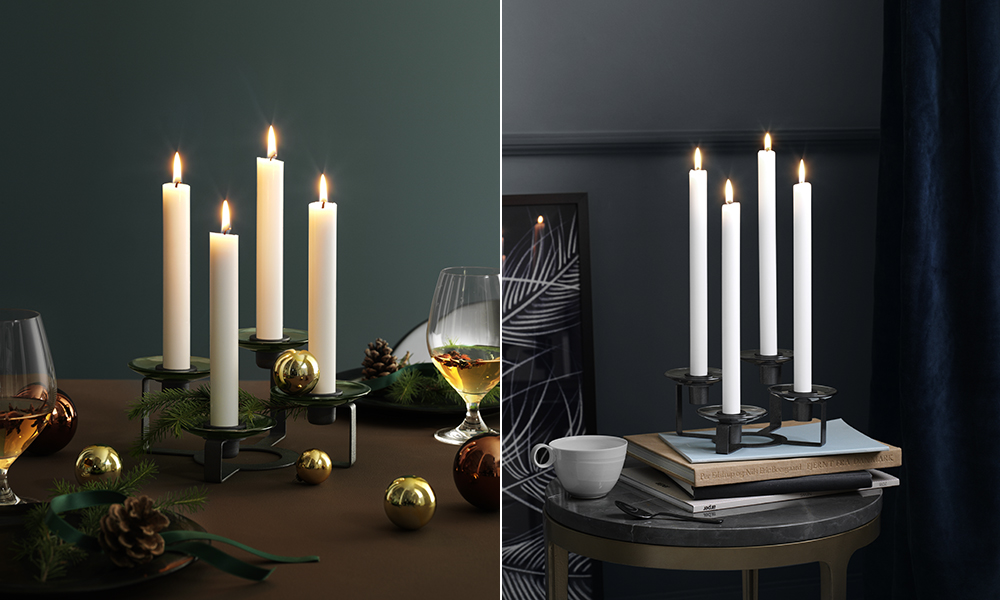holmegaard lumi skandinavische wohnaccessoires. Black Bedroom Furniture Sets. Home Design Ideas