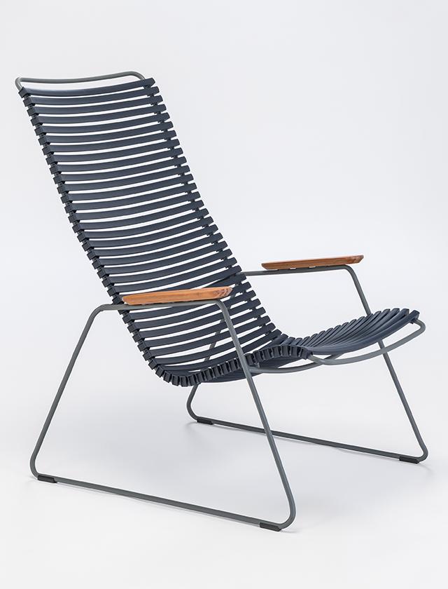 Peachy Click Gartenstuhl Von Houe Aus Danemark Elbdal De Dailytribune Chair Design For Home Dailytribuneorg