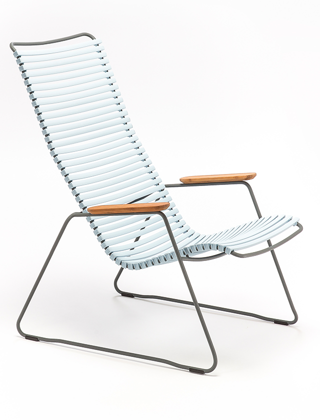 Excellent Click Gartenstuhl Von Houe Aus Danemark Elbdal De Dailytribune Chair Design For Home Dailytribuneorg