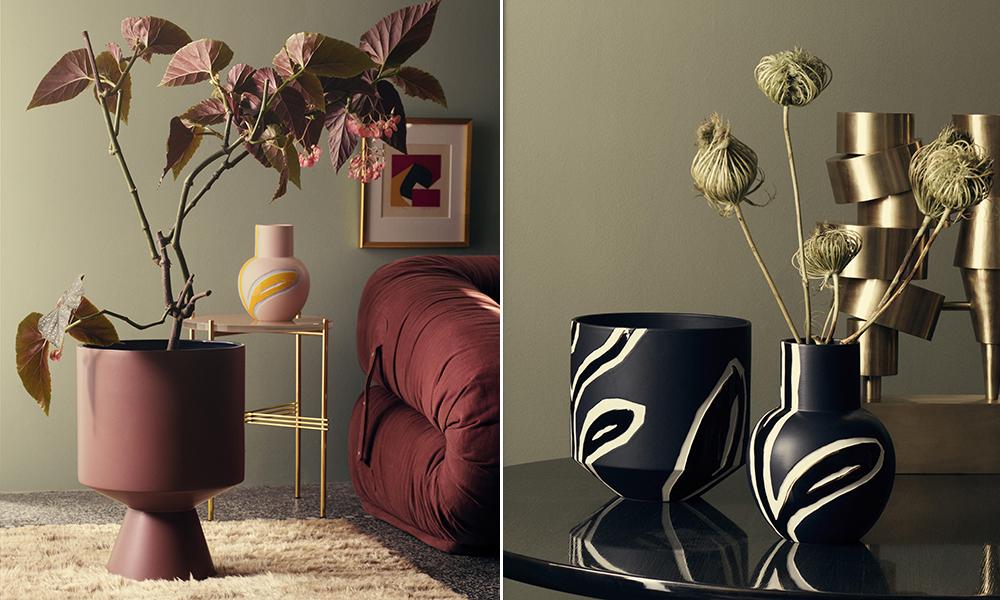 k hler design fiora skandinavische wohnaccessoires. Black Bedroom Furniture Sets. Home Design Ideas