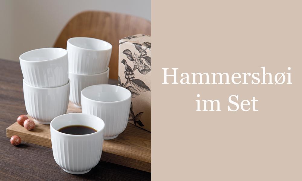 k hler design hammersh i sets skandinavische. Black Bedroom Furniture Sets. Home Design Ideas