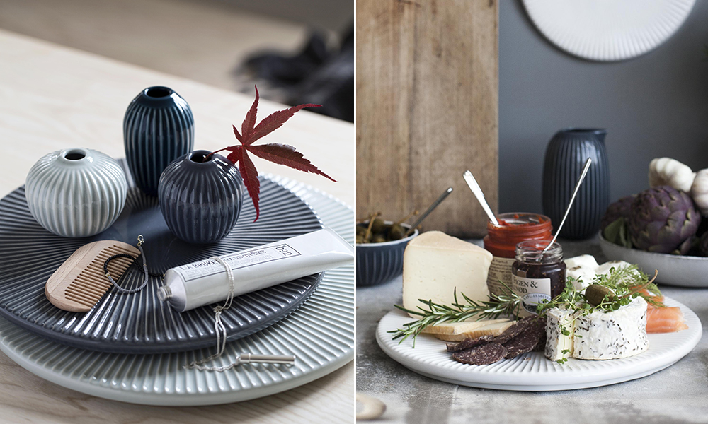k hler design hammersh i tableaus skandinavische wohnaccessoires. Black Bedroom Furniture Sets. Home Design Ideas