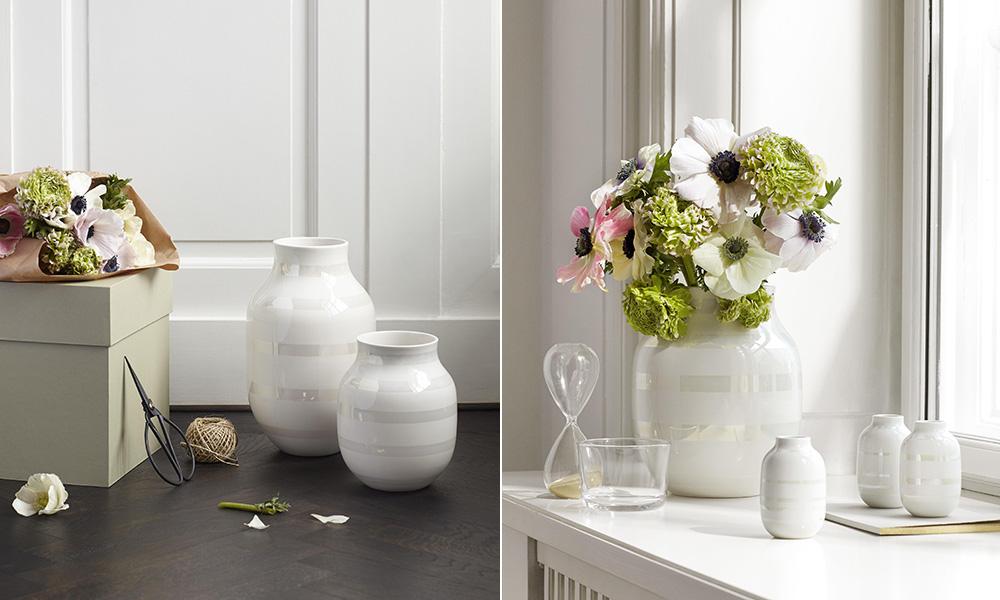 k hler design omaggio mother of pearl perlmuttfarbene. Black Bedroom Furniture Sets. Home Design Ideas