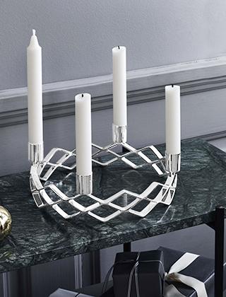 adventsleuchter skandinavische wohnaccessoires. Black Bedroom Furniture Sets. Home Design Ideas