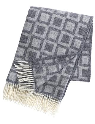 frame wolldecke von klippan skandinavische wohnaccessoires. Black Bedroom Furniture Sets. Home Design Ideas