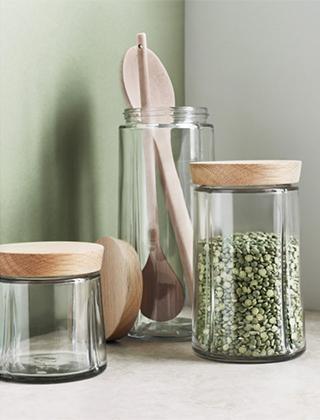 rosendahl grand cru vorratsgl ser und aufbewahrungsgl ser skandinavische. Black Bedroom Furniture Sets. Home Design Ideas
