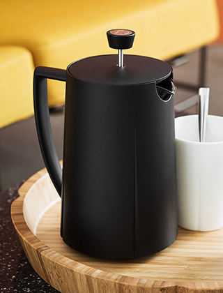 Grand Cru French Press - Kaffeepresse, Kaffeekanne mit Thermofunktion von Rosendahl Copenhagen