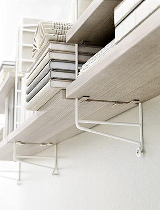 string system regal skandinavische wohnaccessoires. Black Bedroom Furniture Sets. Home Design Ideas