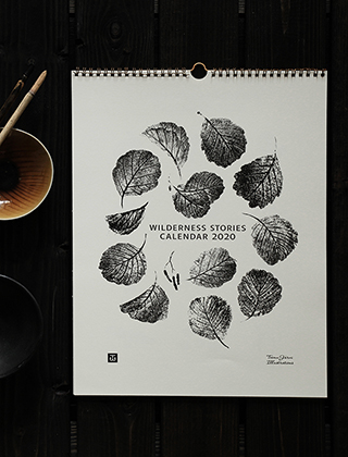 Wilderness Stories Wandkalender 2020 von Teemu Järvi
