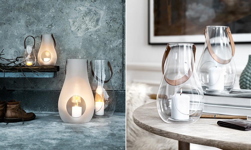 Wohnaccessoires design  Leuchter | elbdal.de | Skandinavische Wohnaccessoires