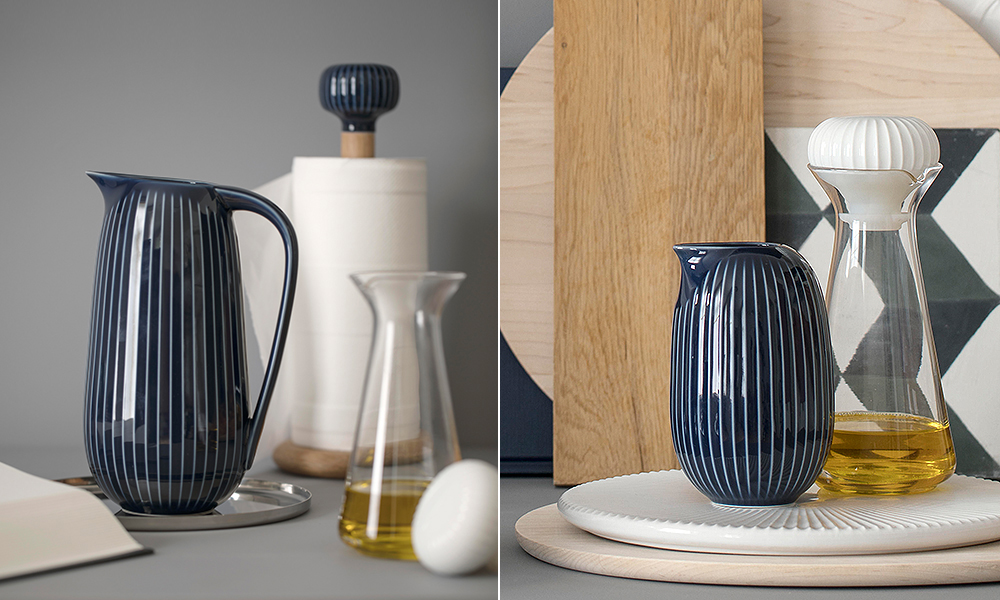 k hler design hammersh i kannen und karaffen skandinavische wohnaccessoires. Black Bedroom Furniture Sets. Home Design Ideas